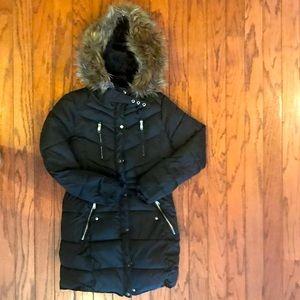Like New - Black Detailed Jacket